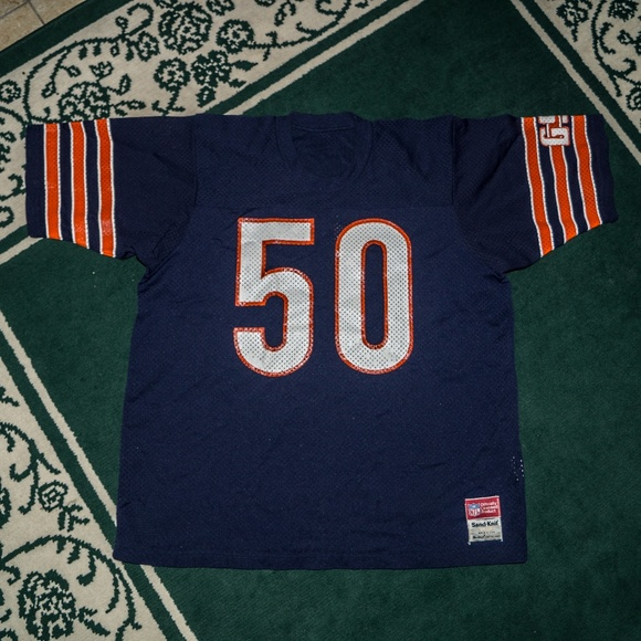timeless design d8afe 0cd48 1980s authentic Mike Singletary jersey